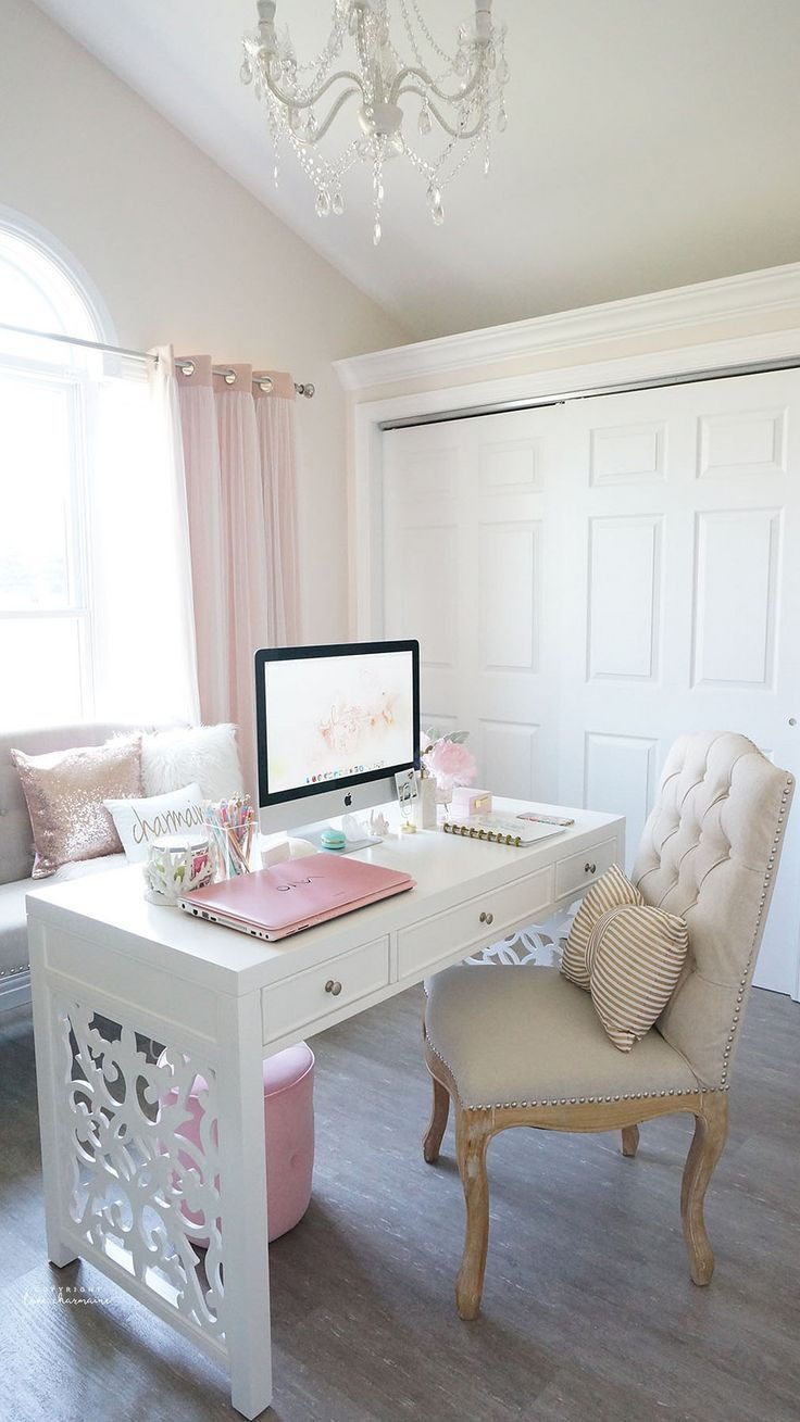 Adorable Diy Home Office Decor 10 Best Ideas About Cute Fice On Pinterest
