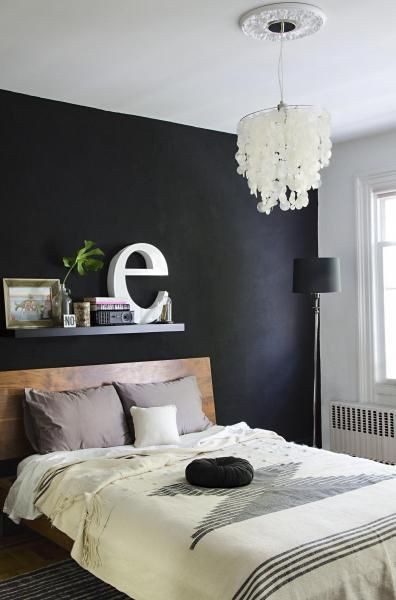 Alluring Bedroom Designs Dark Wall 1000 Ideas About Bedroom Wall Designs On Pinterest