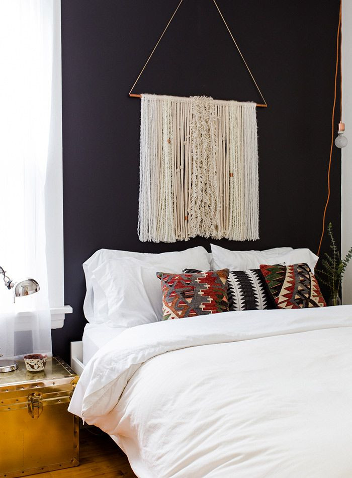Alluring Bedroom Designs Dark Wall 25 Best Ideas About Black Accent Walls On Pinterest