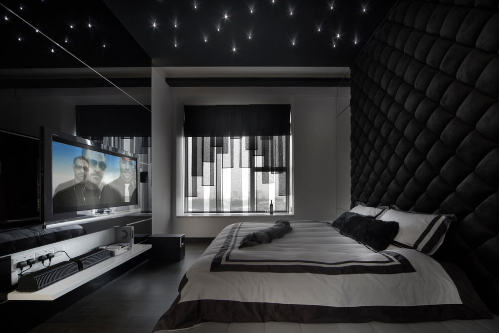 Alluring Bedroom Designs Dark Wall 25 Black Bedroom Designs Decorating Ideas