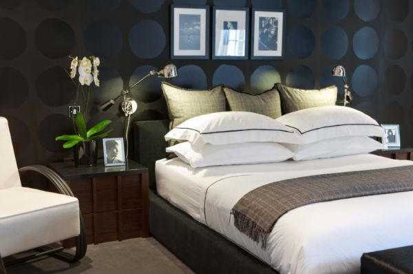 Alluring Bedroom Designs Dark Wall How to Decorate A Bedroom with Black Walls