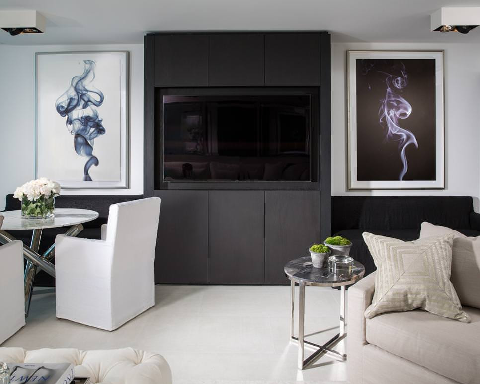 Black Living Room Designs 21 Black Living Room Designs Decorating Ideas