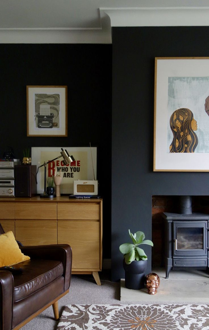 Black Living Room Designs 25 Best Ideas About Black Living Rooms On Pinterest