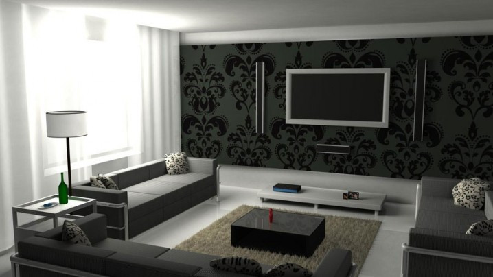 Black Living Room Designs Black Coffee Table as A Focal Point In the Living Room