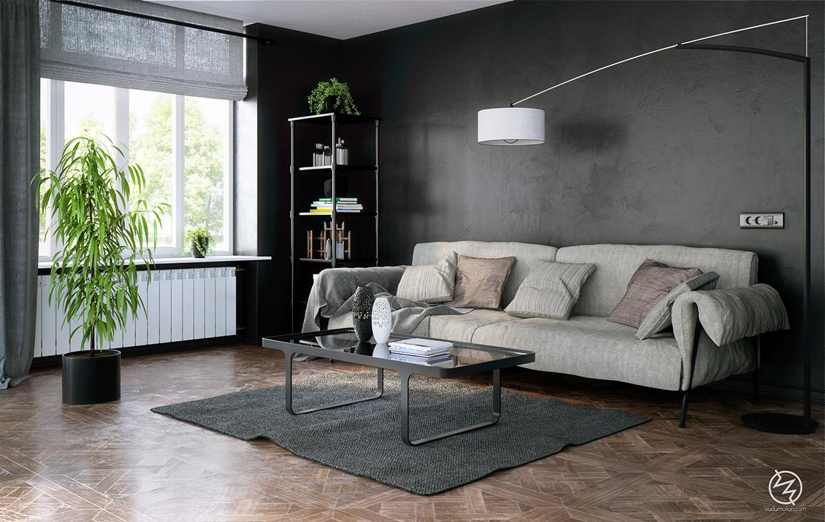 Black Living Room Designs Black Living Rooms Ideas Inspiration