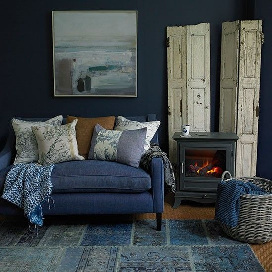 Blue Living Room Ideas 1000 Ideas About Blue Living Rooms On Pinterest