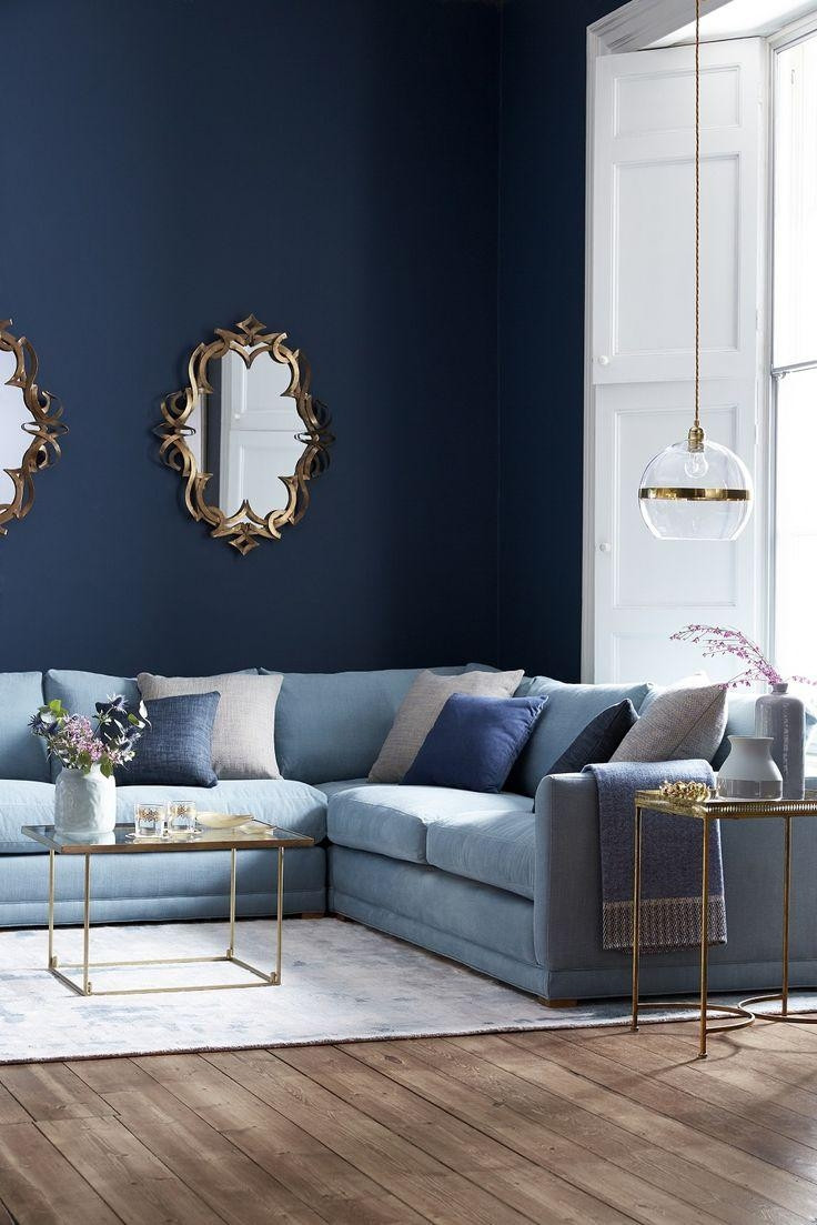 Blue Living Room Ideas 20 Best Living Room with Blue sofas