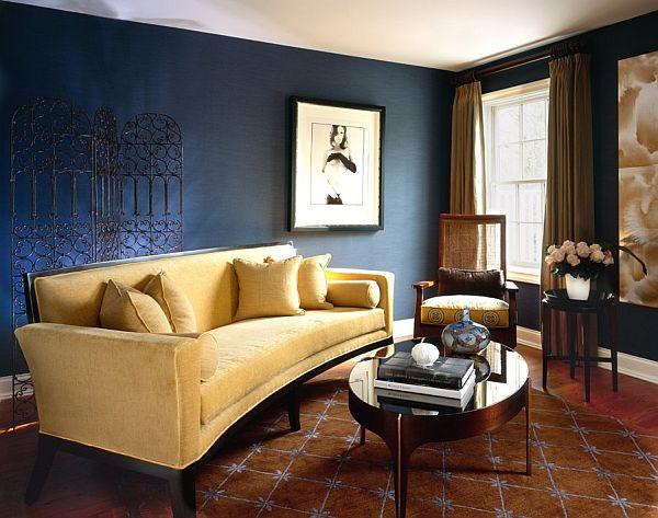 Blue Living Room Ideas 20 Blue Living Room Design Ideas