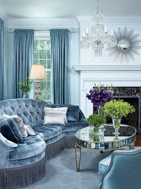 Blue Living Room Ideas 25 Best Ideas About Blue Living Rooms On Pinterest