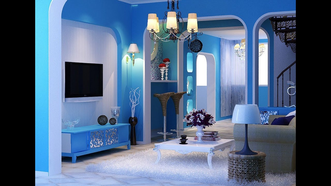 Blue Living Room Ideas Blue Living Room Decorating Ideas