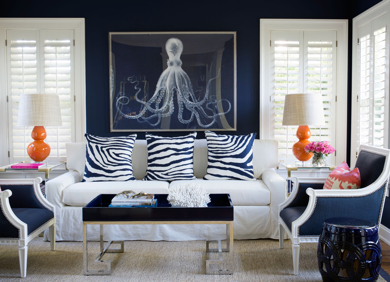 Blue Living Room Ideas Navy Blue Living Room Ideas – Adorable Home