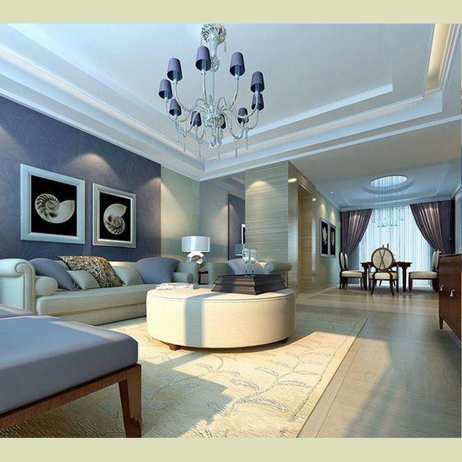 Blue Living Room Ideas Paint Ideas for Living Room with Narrow Space theydesign