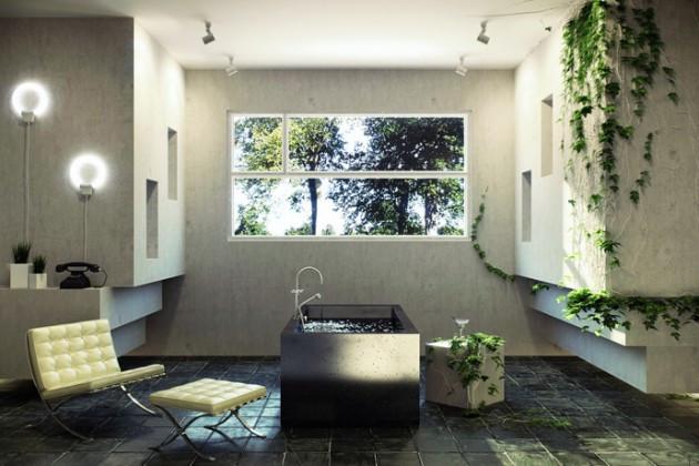 Breathtaking Bathrooms Design 37 Amazing Bathroom Designs that Fused with Nature
