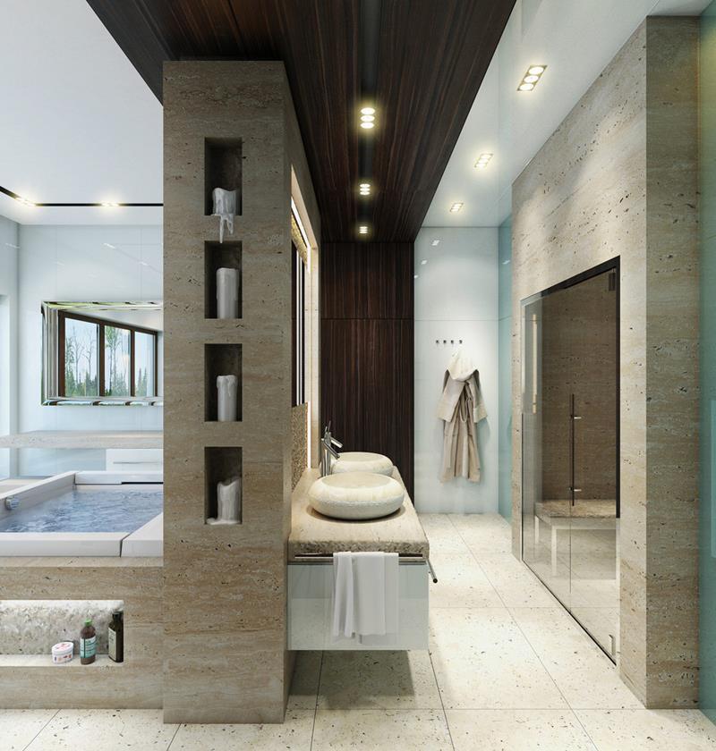 Breathtaking Bathrooms Design 55 Amazing Luxury Bathroom Designs Page 6 Of 11