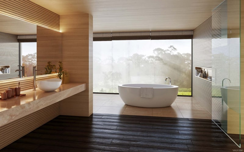 Breathtaking Bathrooms Design Amazing Luxury Bathroom Design Ideas for Your Private Heaven