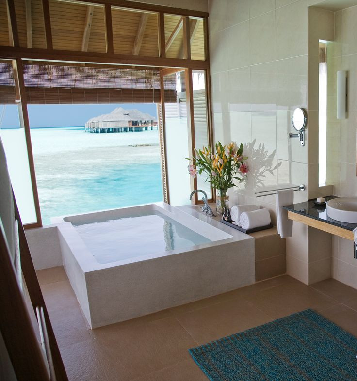 Breathtaking Bathrooms Design Amazing Sea View Bathroom Design In Our Over Water