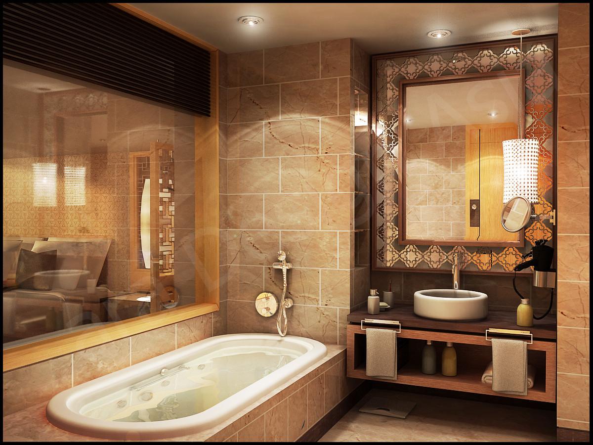 Breathtaking Bathrooms Design Luxury Bathroom Layouts