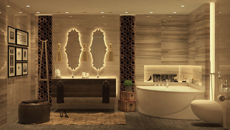 Breathtaking Bathrooms Design Luxury Bathrooms with Breathtaking Design Details