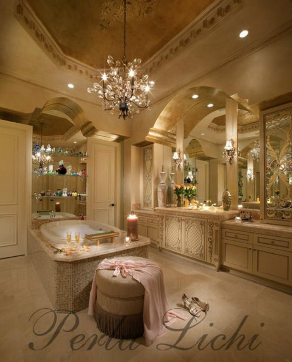 Breathtaking Bathrooms Design top 5 Luxury Bathroom Lighting solutions