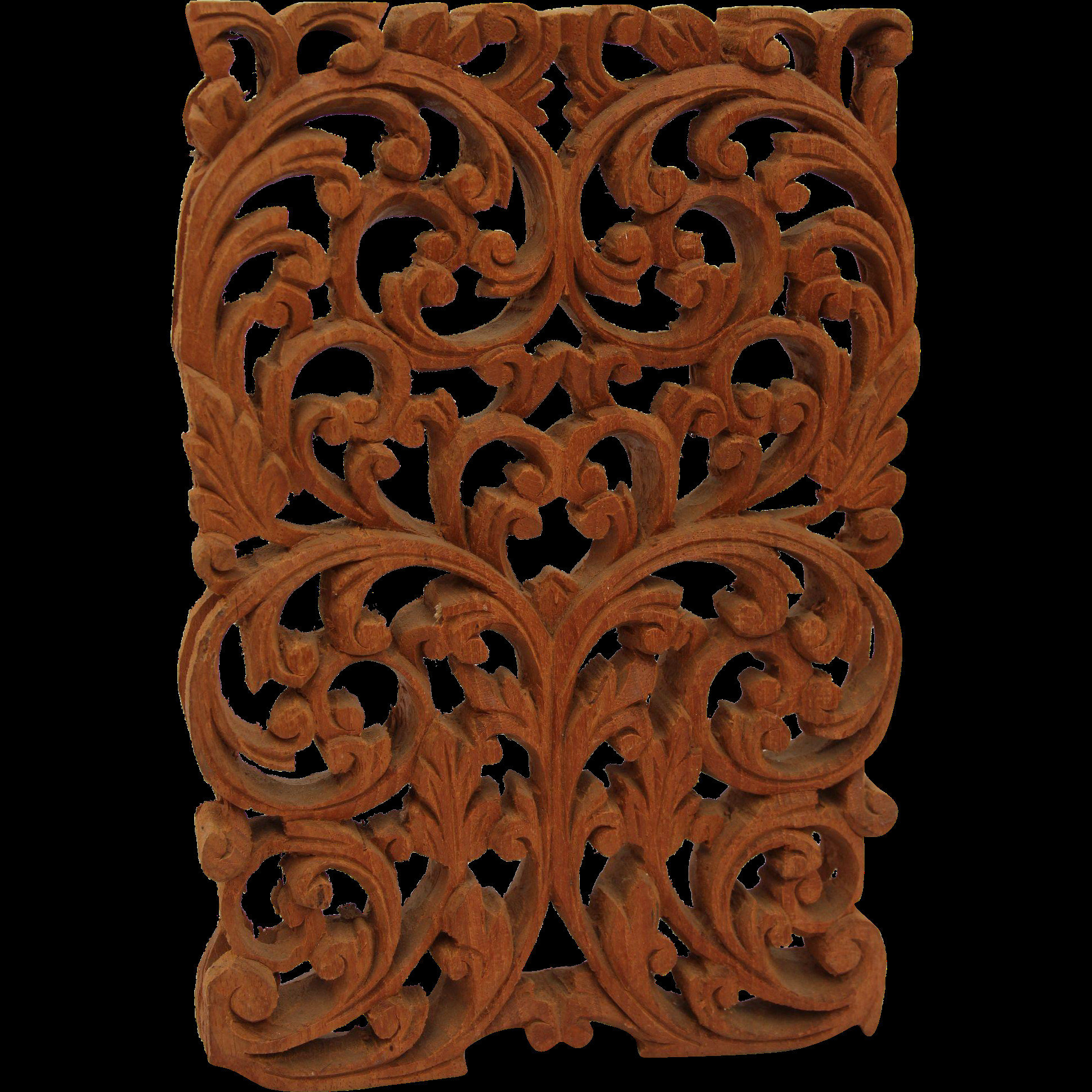Carved Wood Window Ideas Vintage Arabic Style Wood Carved Window Panel Floral
