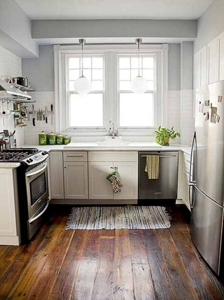 Classy Tiny Kitchen 17 Best Ideas About Small L Shaped Kitchens On Pinterest