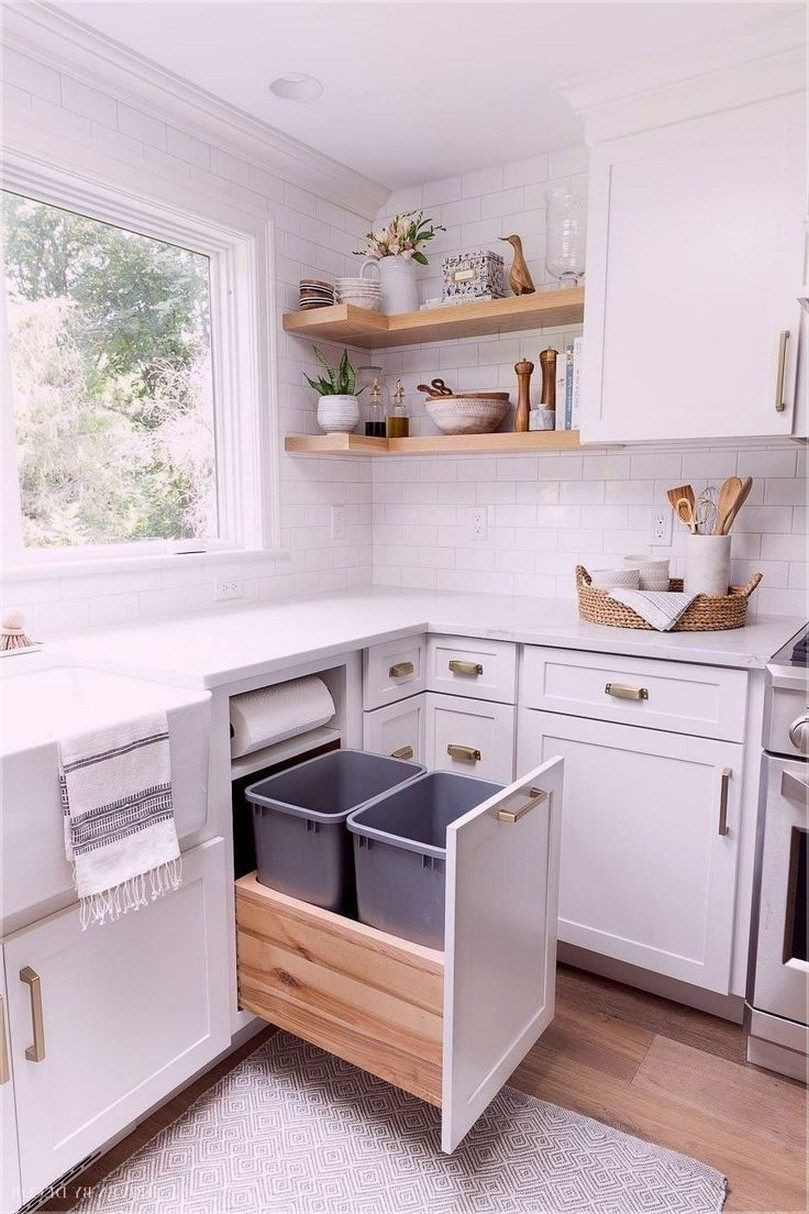 Classy Tiny Kitchen 38 Elegant Small Kitchen Remodel 33 In 2019