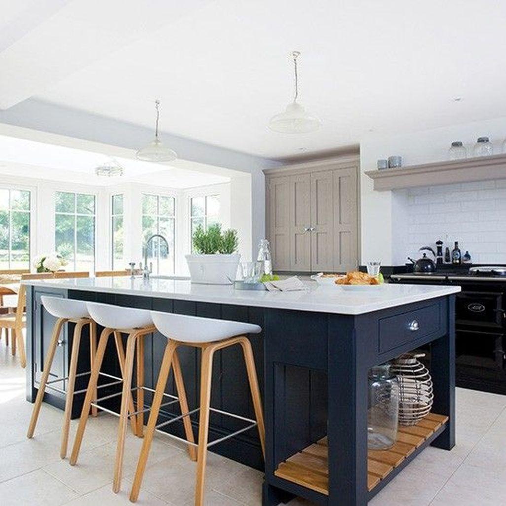 Classy Tiny Kitchen 42 Classy Tiny Kitchen island Designs that Will Impress