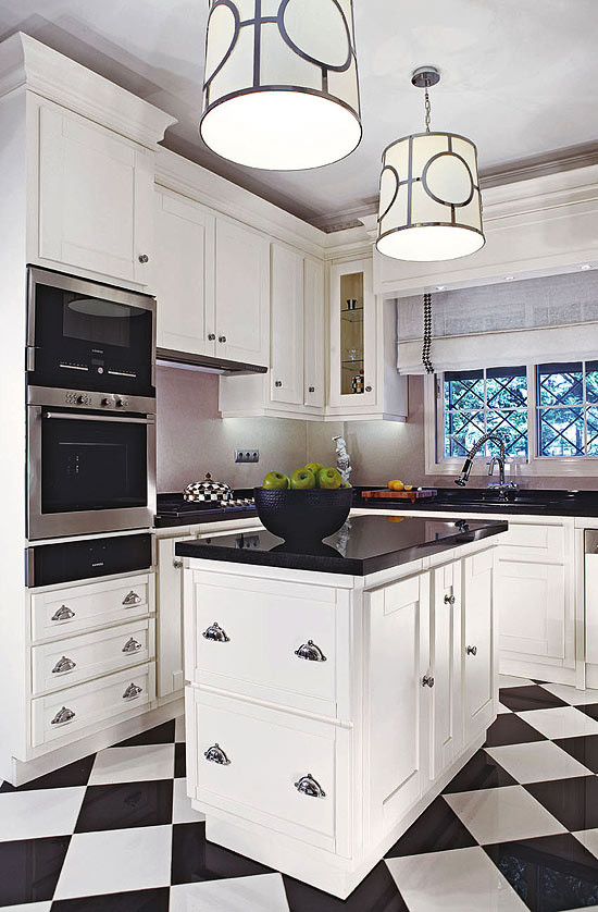 Classy Tiny Kitchen Beautiful Efficient Small Kitchens