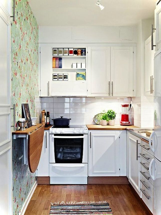 Classy Tiny Kitchen Beautiful Small Kitchen that Will Make You Fall In Love
