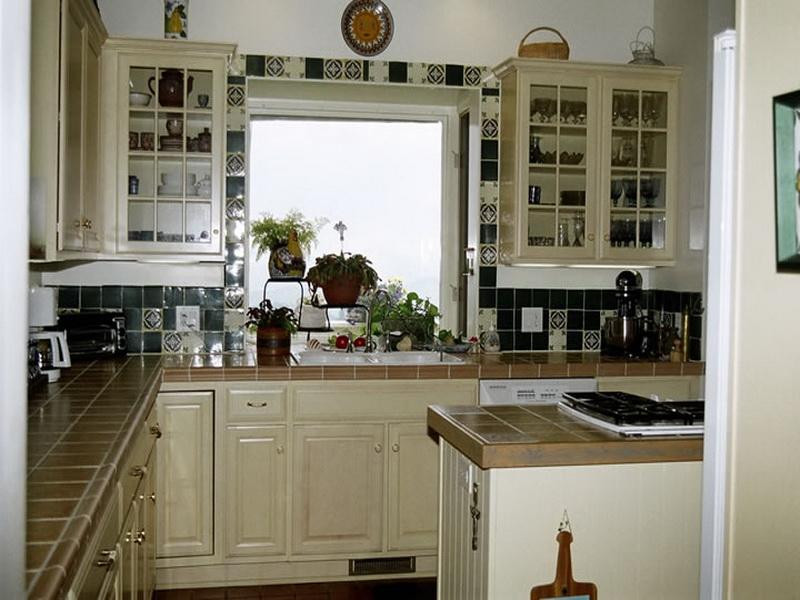 Classy Tiny Kitchen Bloombety Small Elegant Kitchen Of