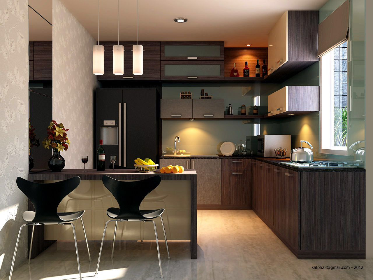 Classy Tiny Kitchen Elegant Small Kitchen Kitchen