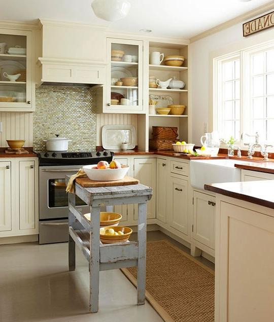 Classy Tiny Kitchen Small Elegant Kitchen Photos