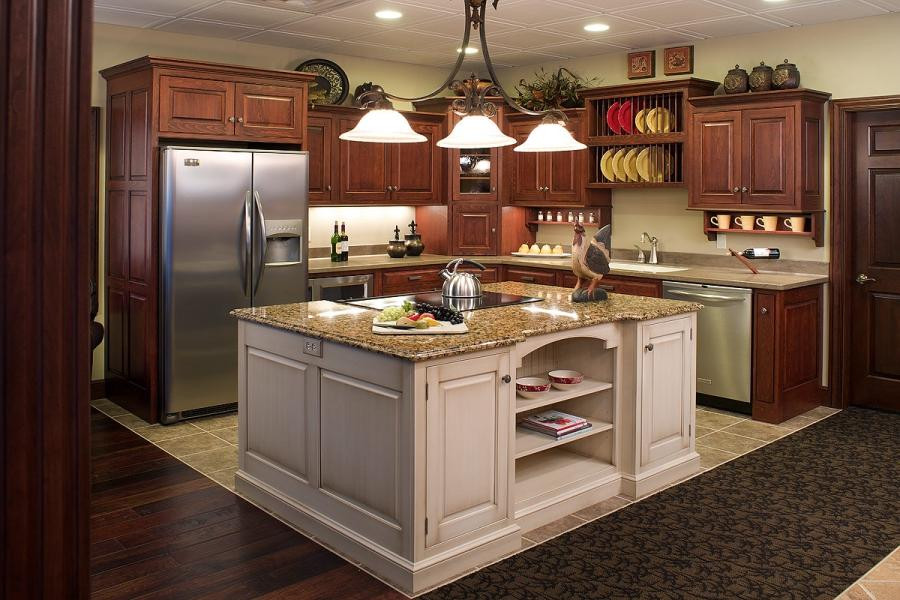 Classy Tiny Kitchen Small Elegant Kitchens Photos