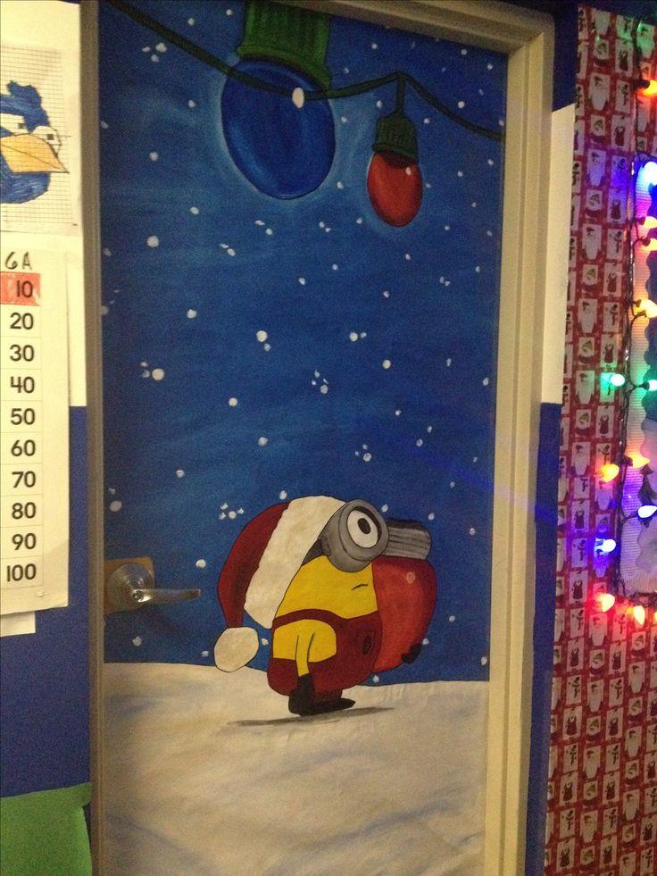 Door ornament Ideas 1000 Ideas About Minion Classroom Door On Pinterest