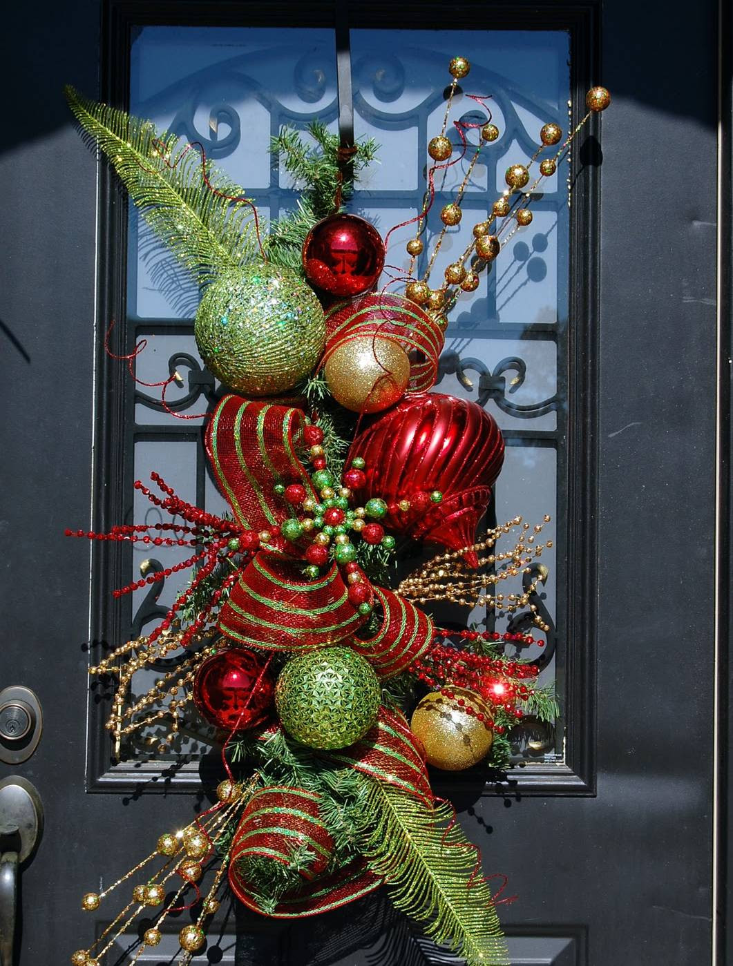 Door ornament Ideas 20 Christmas Door Decorations Ideas for This Year