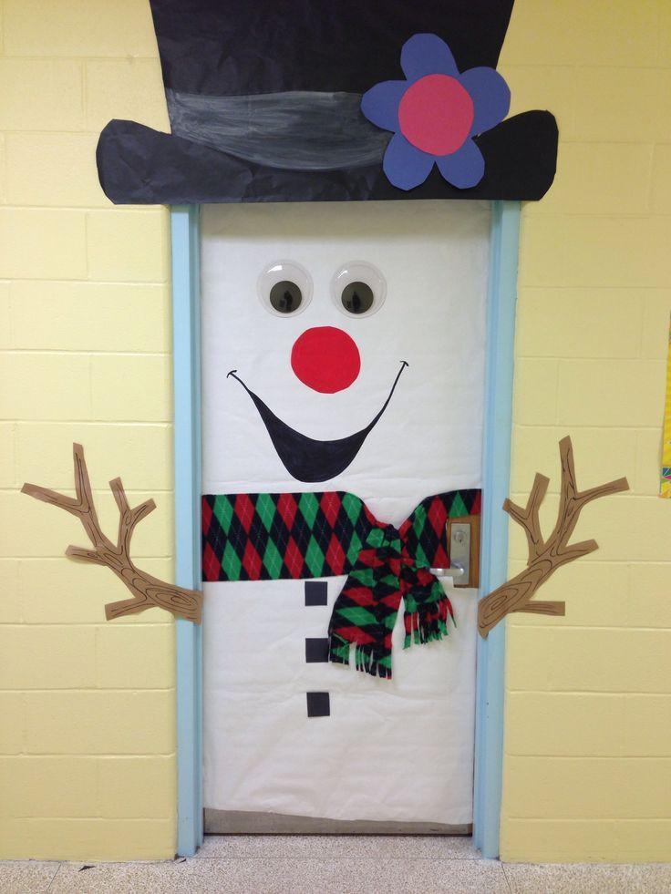 Door ornament Ideas Best 25 Christmas Door Decorations Ideas On Pinterest