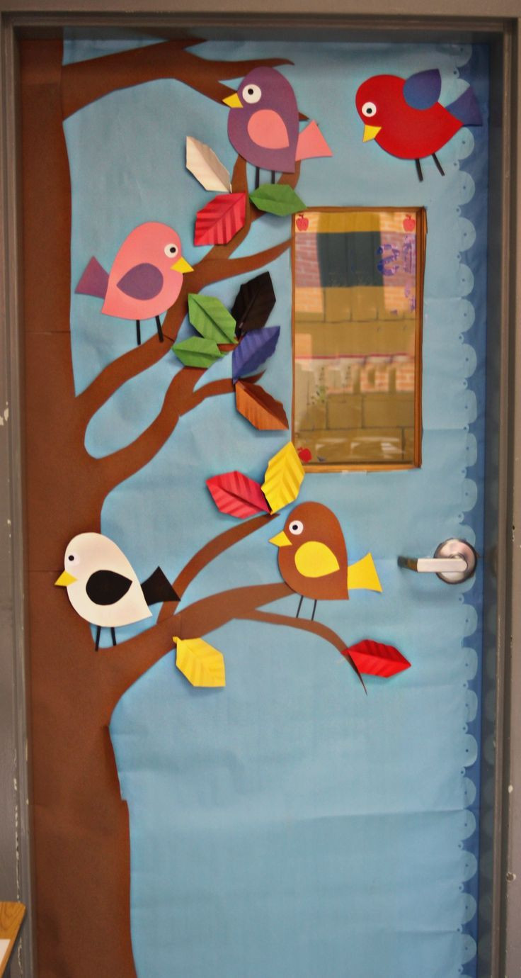 Door ornament Ideas Between Winter and Spring Classroom Decor Yahoo Search