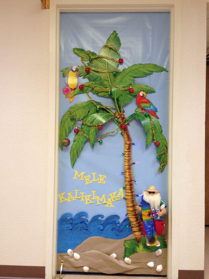 Door ornament Ideas Door Decorating Contest at Work