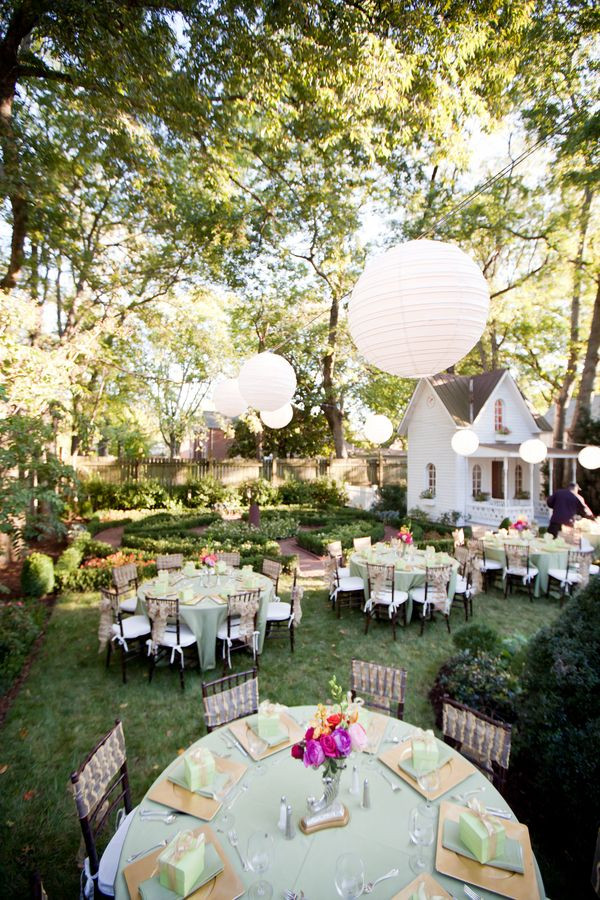 Elegant Backyard Design Best 25 Elegant Backyard Wedding Ideas On Pinterest