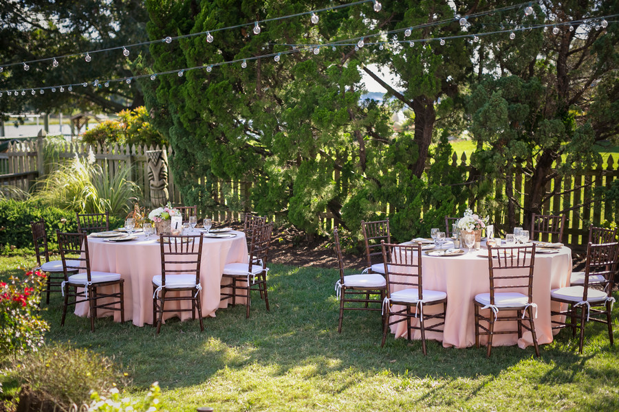Elegant Backyard Design Elegant Backyard Wedding Ideas Rustic Wedding Chic