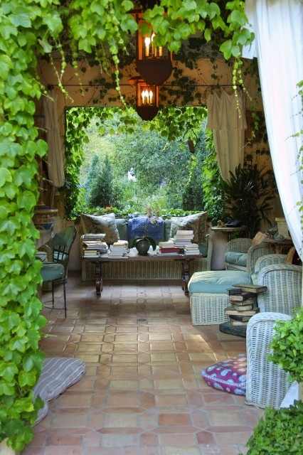 Elegant Backyard Design Elegant Country Garden Favething