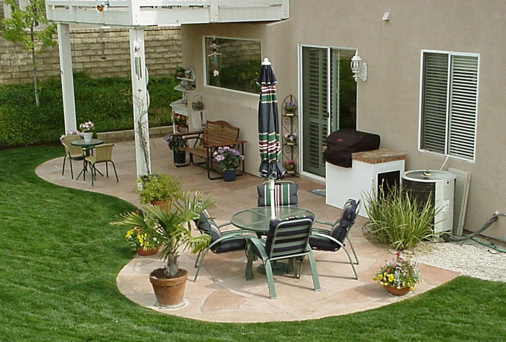 Elegant Backyard Design Elegant Patio Backyard Landscaping Ideas Beautiful Deck