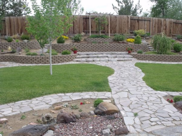 Elegant Backyard Design Elegant Rectangular Backyard Landscaping Ideas Rectangular