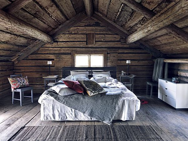 Elegant Modern attic Ideas 32 attic Bedroom Design Ideas