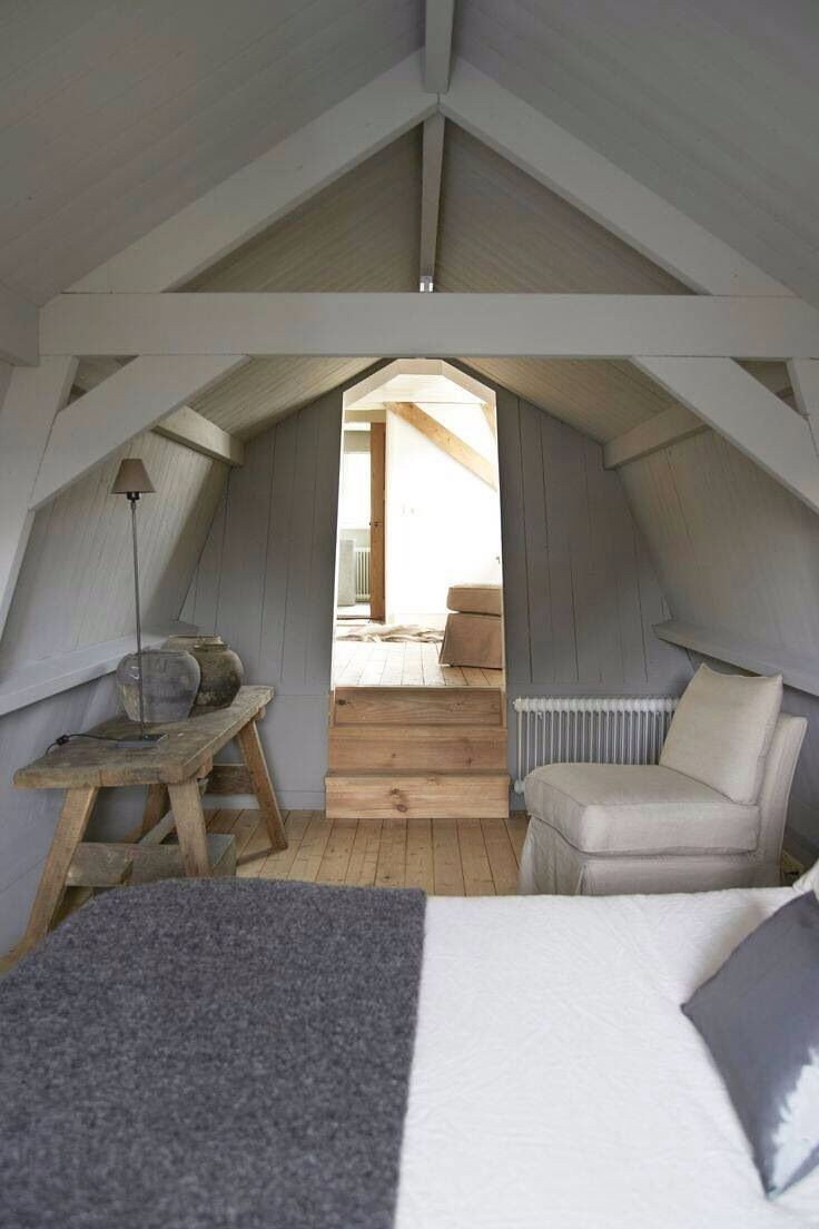 Elegant Modern attic Ideas 50 Best Images About Home Bedroom Slaapkamer On Pinterest