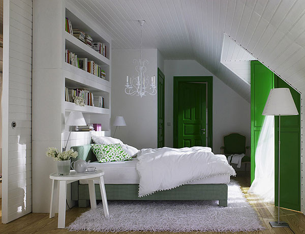 Elegant Modern attic Ideas Elegant attic Bedroom Designs Ideas