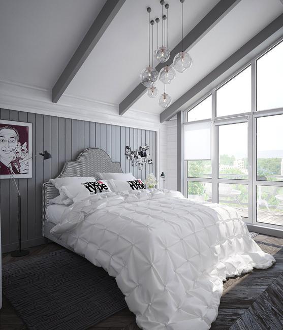 Elegant Modern attic Ideas Girls Bedroom Design and Decorating Turning attic Into