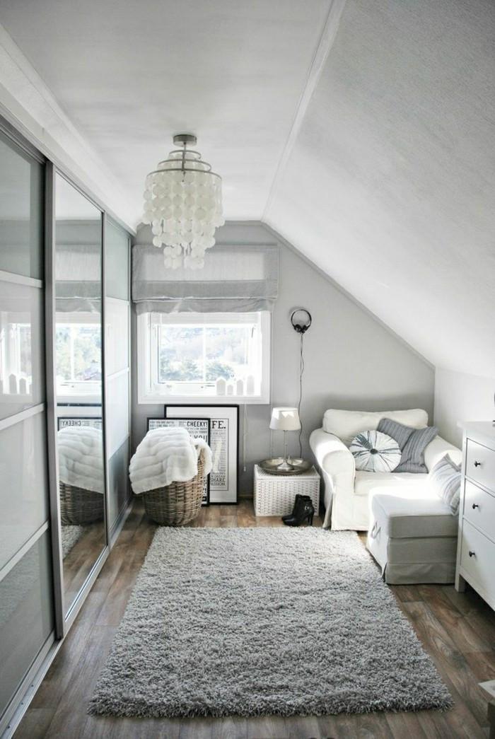 Elegant Modern attic Ideas Les Portes De Placard On Vous Donne 45 Idées En Photos
