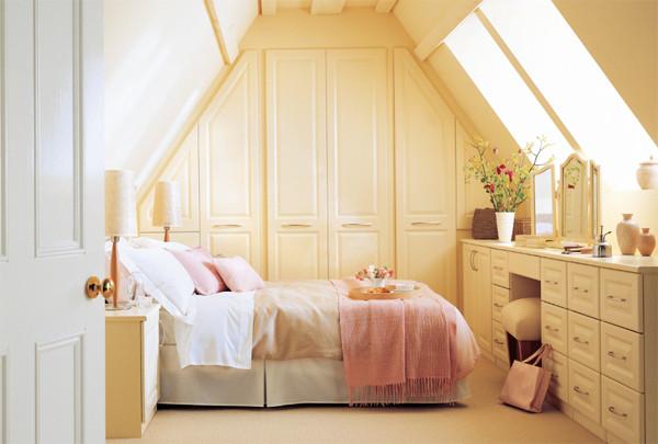 Elegant Modern attic Ideas Modern attic Bedroom Design Ideas
