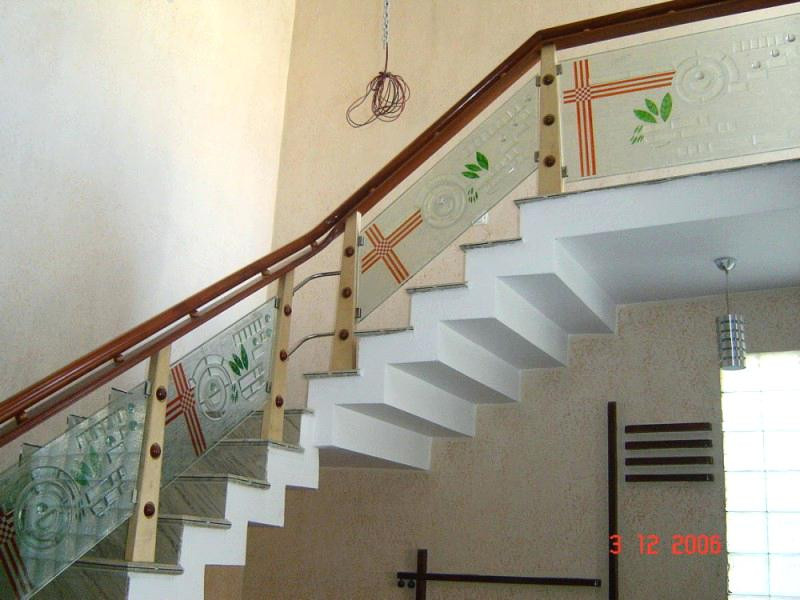 Glass Stairs Ideas Modern Staircases Glass Helena source